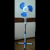 Вентилятор напольный (2 шт в уп., 45 Вт) VILGRAND VF401_BLUE