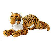 "ИКЕА ""ДЖАНГЛСКОГ"" Мягкая игрушка, тигр, 70 см."