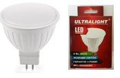 Светодиодная лампа Ultralight MR16-6W-N G5.3