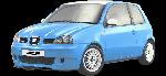 Ремкомплект стеклоподъемника SEAT Arosa 1997-2005