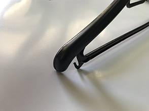 Вешалки, плечики тремпеля 32см для детской одежды с перекладиной жесткий металлический крючок, фото 2