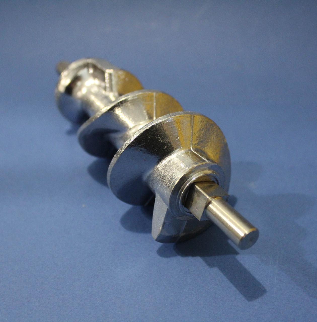 Шнек для мясорубки Moulinex серии HV8 SS-193513 (отверстие под нож - четырехгранник)