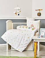 Постельное белье для младенцев Sleepers ранфорс Karaca Home