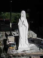 Скульптура мадонна