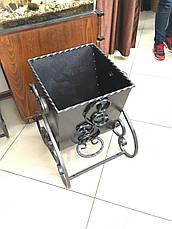 Вулична урна для сміття, фото 2