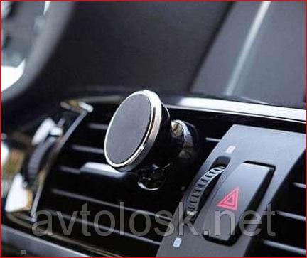 Универсальный магнитный автомобильный держатель для телефона в авто на рефлектор