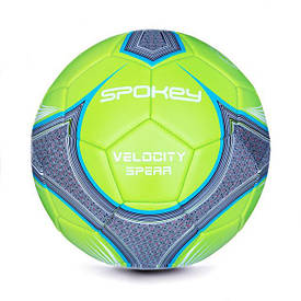 Футбольный мяч Spokey Velocity Spear Зеленый