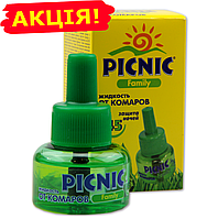 Жидкость от комаров Picnic Family 45ночей