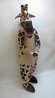 Аниматор для детей - жираф Мелман (Мадагаскар)
