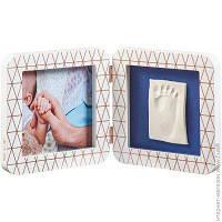 Набор Для Отпечатков Baby Art Print Frame, медно-белая (3601092400)