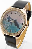Женские кварцевые наручные часы, рисунок