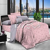 Комплект постельного белья сатин XHYR_2238_A_B