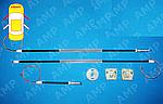 Ремкомплект стеклоподъемника SEAT Cordoba III (Typ 6L) 2002–2009 (5 дв.)
