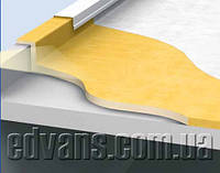 Изоляция плоских крыш с монолитным основанием напылением пенополиуретана