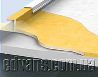 Изоляция, утепление плоских крыш с монолитным основанием напылением пенополиуретана , ППУ