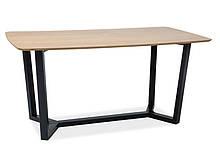 Деревянный стол Signal Dossier