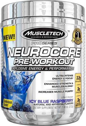 MuscleTech Nuerocore Pre-Workout 212 g, фото 2
