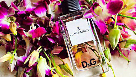 Женская парфюмерия  Dolce Gabbana Anthology L`Imperatrice 3 реплика, фото 2