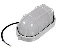 Светодиодный светильник для ЖКХ антивандальный 12V SL1402L 6W овал. белый IP54 Код.59239