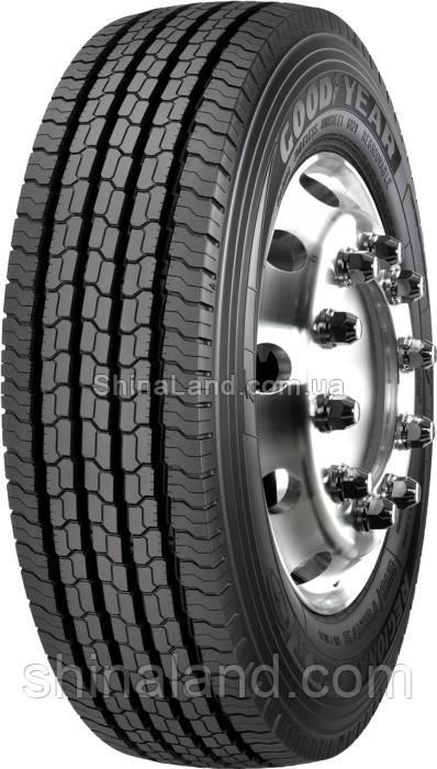 Всесезонные шины GoodYear Regional RHS II (рулевая) 385/65 R22,5 164158164K158L Рулевая, региональное