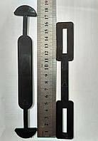 Ручка  160х19мм (Большая) с подложкой, фото 1
