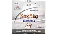 Линзы минеральные Минеральная бифокальная линза Kang Ming с круглой зоной для близи.