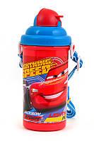 """Бутылка для воды 400 мл """"Cars"""""""