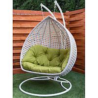 Подвесное кресло-кокон «Дабл»