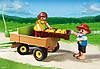 Playmobil 5228 Возик і поні (Плеймобил конструктор Повозка и пони), фото 4