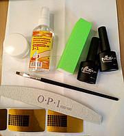 Стартовый набор для наращивания ногтей (без лампы)