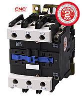 Контактор електромагнітний CNC CJX2, АС-3, 9-95 А, мінімальний вміст срібла 50%