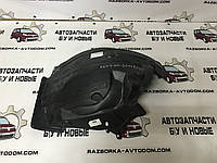 Подкрылок передний левый (задняя часть) Renault Kangoo (08-13) OE:8200436709, фото 1
