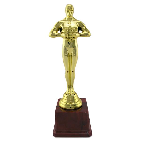 Статуэтка Оскар с венком 27см
