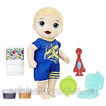 Кукла Baby Alive Малыш Hasbro