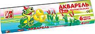 Акварель Зоо(Мини)  6 цветов мед. б/к к/к 19С1246-08