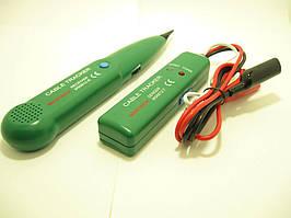 Детектор кабельной трассы Mastech MS6812 (кабель трекер)