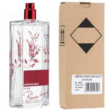 Тестер женский Armand Basi In Red Blooming Bouquet, 100 мл