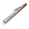 Блок питания понижающий для светодиодных лент 48W SLIM MTK-48-12 (12V 4А) ультратонкий
