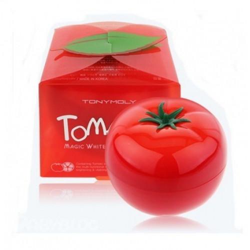TONY MOLY Осветляющая Маска Tomatox Magic White Massage Pack 80g
