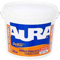Силиконовый барашек Aura Dekor Silikon Putz K15 25кг 1.5 мм
