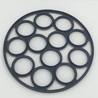 Силиконовая форма для оладий, яичницы, выпечки