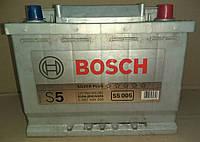 Аккумулятор автомобильный Б/У Bosch 6CT-63 S5 Silver Plus (S50 050)
