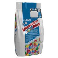 Влагостойкая затирка для швов Mapei Ultracolor Plus 2кг 113 Цементно-серый, 5кг