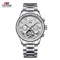 Часы мужские механические Tevise Business