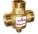 Антиконденсатный термостатический смесительный клапан Giacomini 1 дюйм 55 градусов