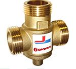 Триходовий клапан Giacomini 1 дюйм 60 градусів