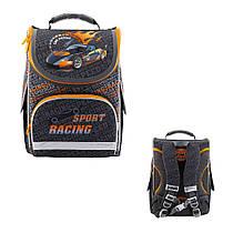 Рюкзак шкільний каркасний 501 Sport racing K18-501S-2