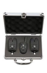 Набор электронных сигнализаторов поклёвки Mikado Sound Liner Set 2+1