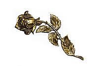 Бронзовая роза