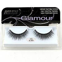 Накладные ресницы Glamour 135